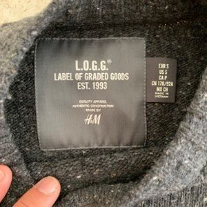 H&M Sweaters - Men's H&M wool sweater, size small